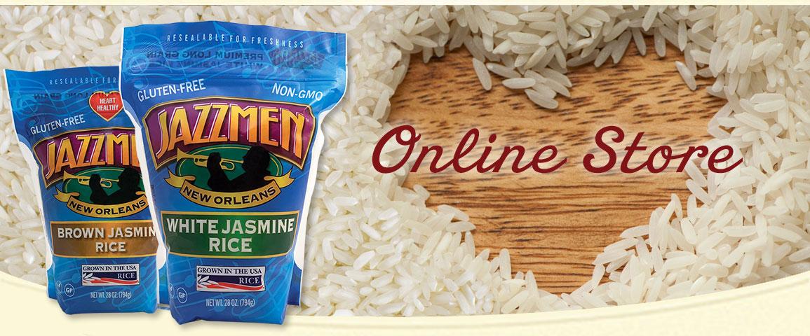 Jazzmen Aromatic Rice | Online Store